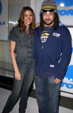 Joseph Reitman and Shannon Elizabeth